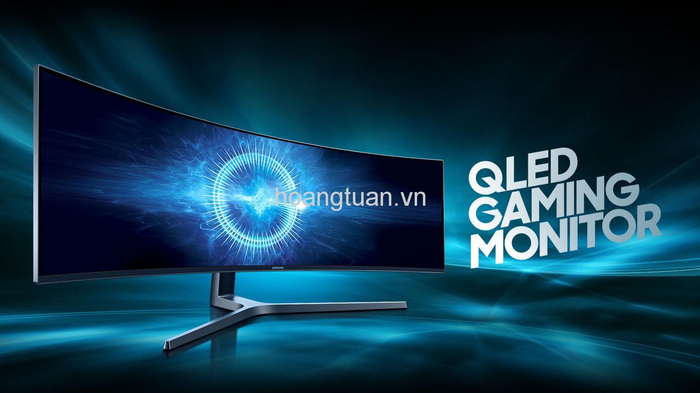 Màn hình máy tính Samsung CHG90 QLED Gaming 49 inch (LC49HG90DMNXZA)