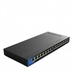 GIGABIT SWITCH 16 CỔNG LINKSYS LGS116P-AP 10/100/1000Mbps